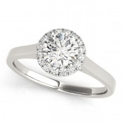 Halo engagement rings Bradenton